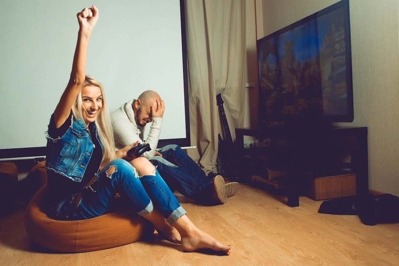 Was macht einen guten Gaming-Fernseher aus?