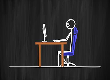 Was macht einen guten Schreibtisch aus?